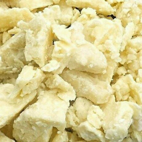 Bơ hạt mỡ thô (Raw Shea Butter)